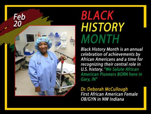 Dr. Deborah McCullough
