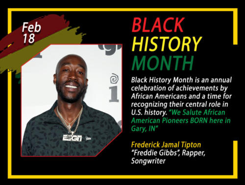 Frederick Jamal Tipton