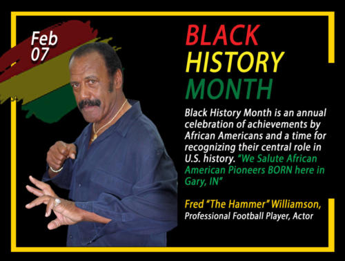 "Fred ""The Hammer"" Williamson"